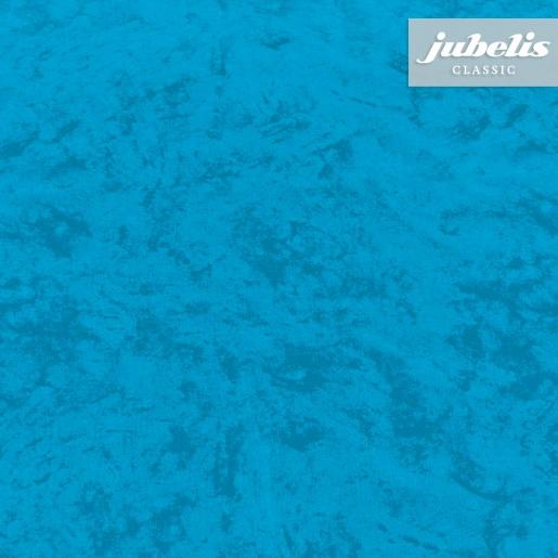 Wachstuch Marmor ozeanblau II 200 cm x 140 cm
