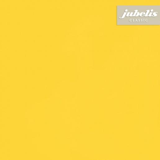 Wachstuch einfarbig Uni gelb M