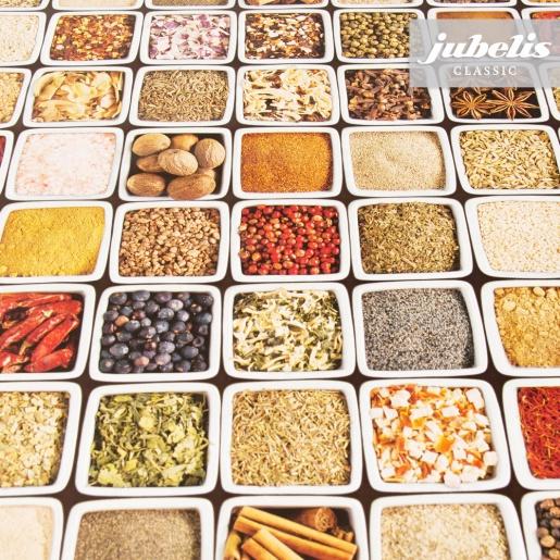 Wachstuch Gewürze Spices II