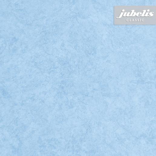 Wachstuch Marmor hellblau M