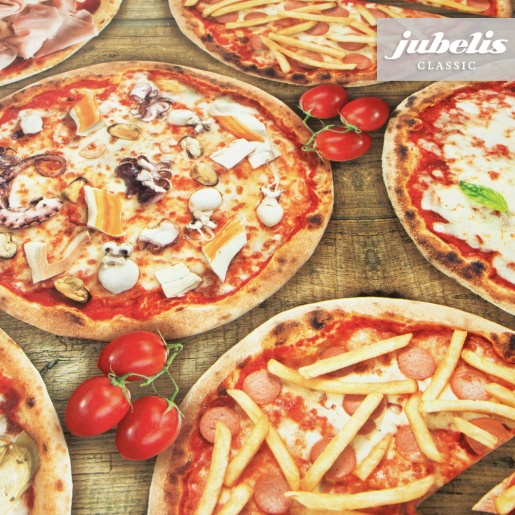 Wachstuch Pizza II