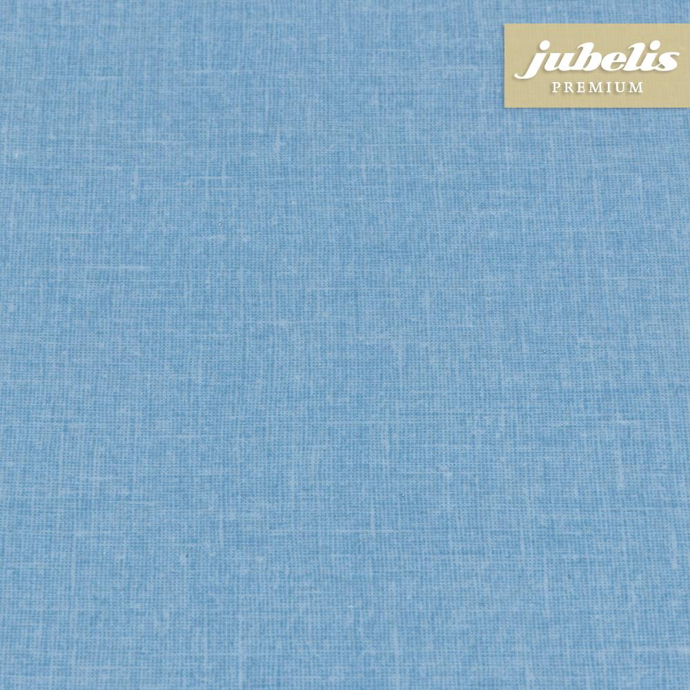 jubelis beschichtete baumwolle abwaschbar florin blau h. Black Bedroom Furniture Sets. Home Design Ideas