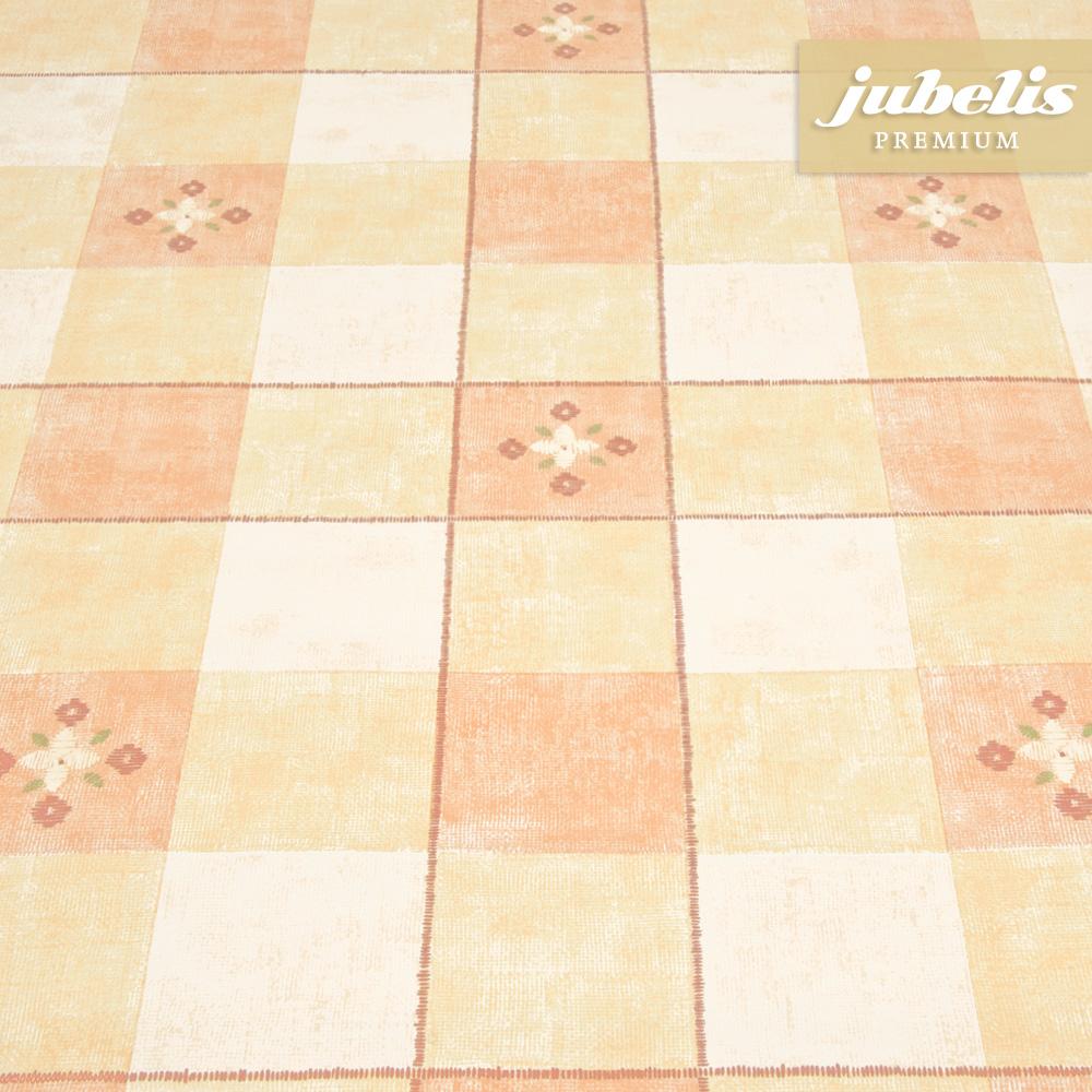 jubelis premium wachstuch extradick living beige h 110 cm x 140 cm k chentisch. Black Bedroom Furniture Sets. Home Design Ideas