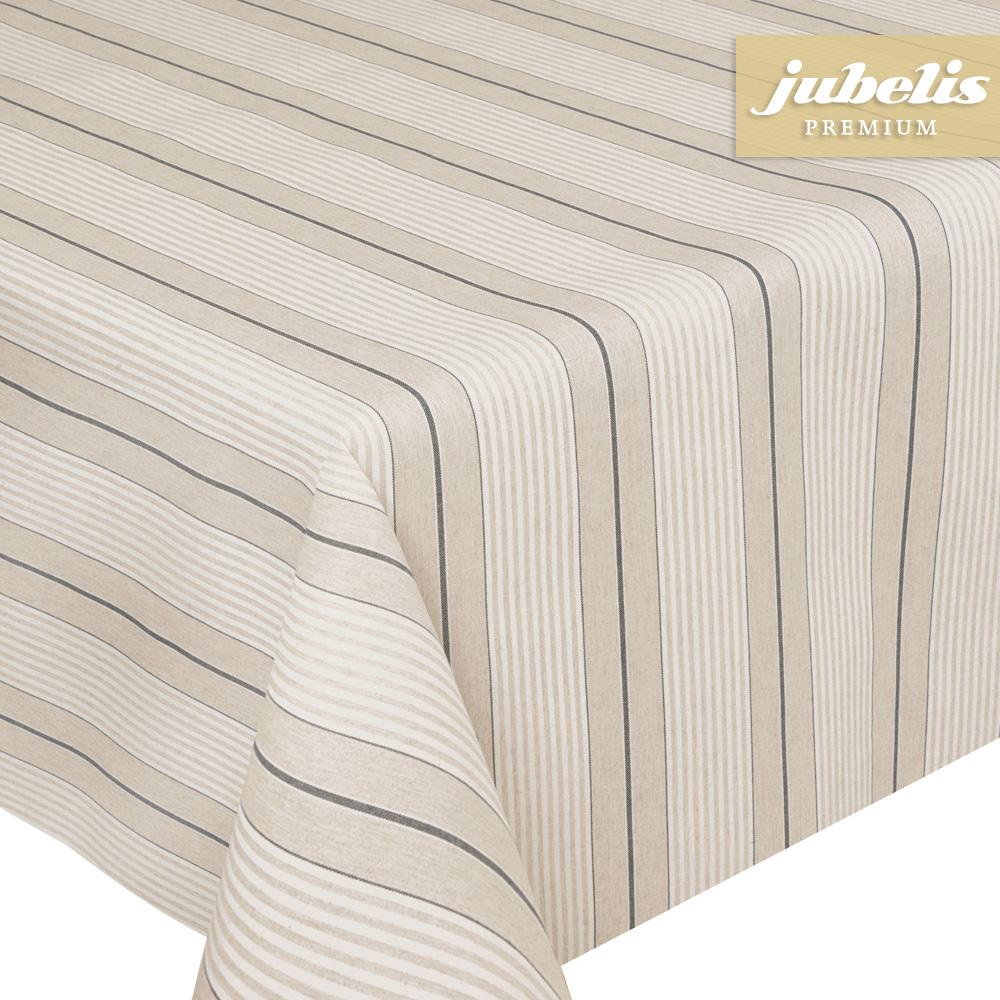 jubelis beschichtete baumwolle strukturiert paula blau iii 160 cm x 140 cm bauerntisch. Black Bedroom Furniture Sets. Home Design Ideas
