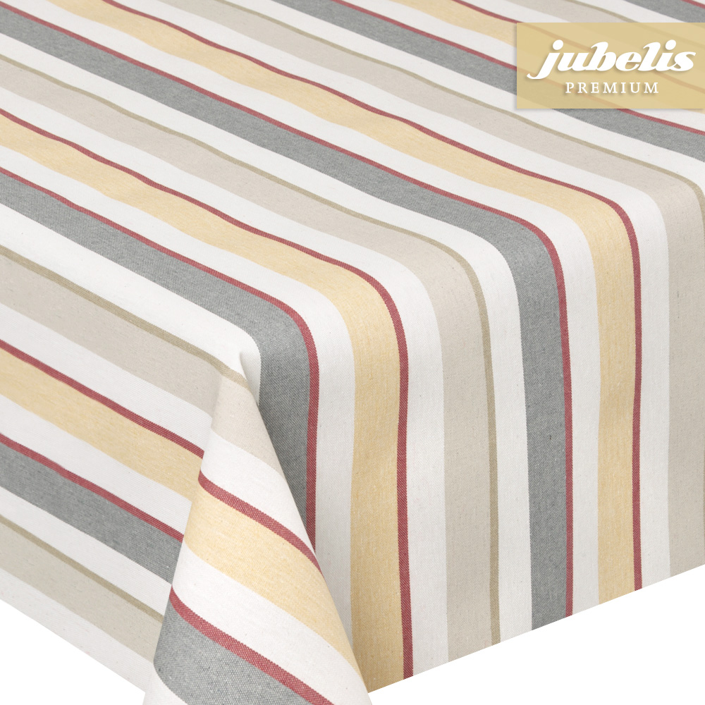 jubelis beschichtete baumwolle strukturiert erika rot iii 230 cm x 140 cm. Black Bedroom Furniture Sets. Home Design Ideas