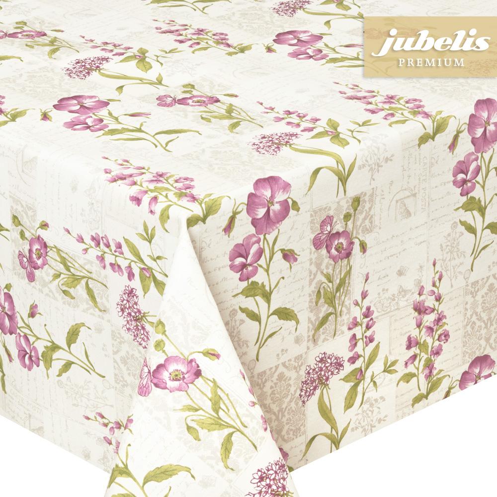 jubelis beschichtete baumwolle strukturiert samira iii 240 cm x 140 cm f r biertische auf. Black Bedroom Furniture Sets. Home Design Ideas