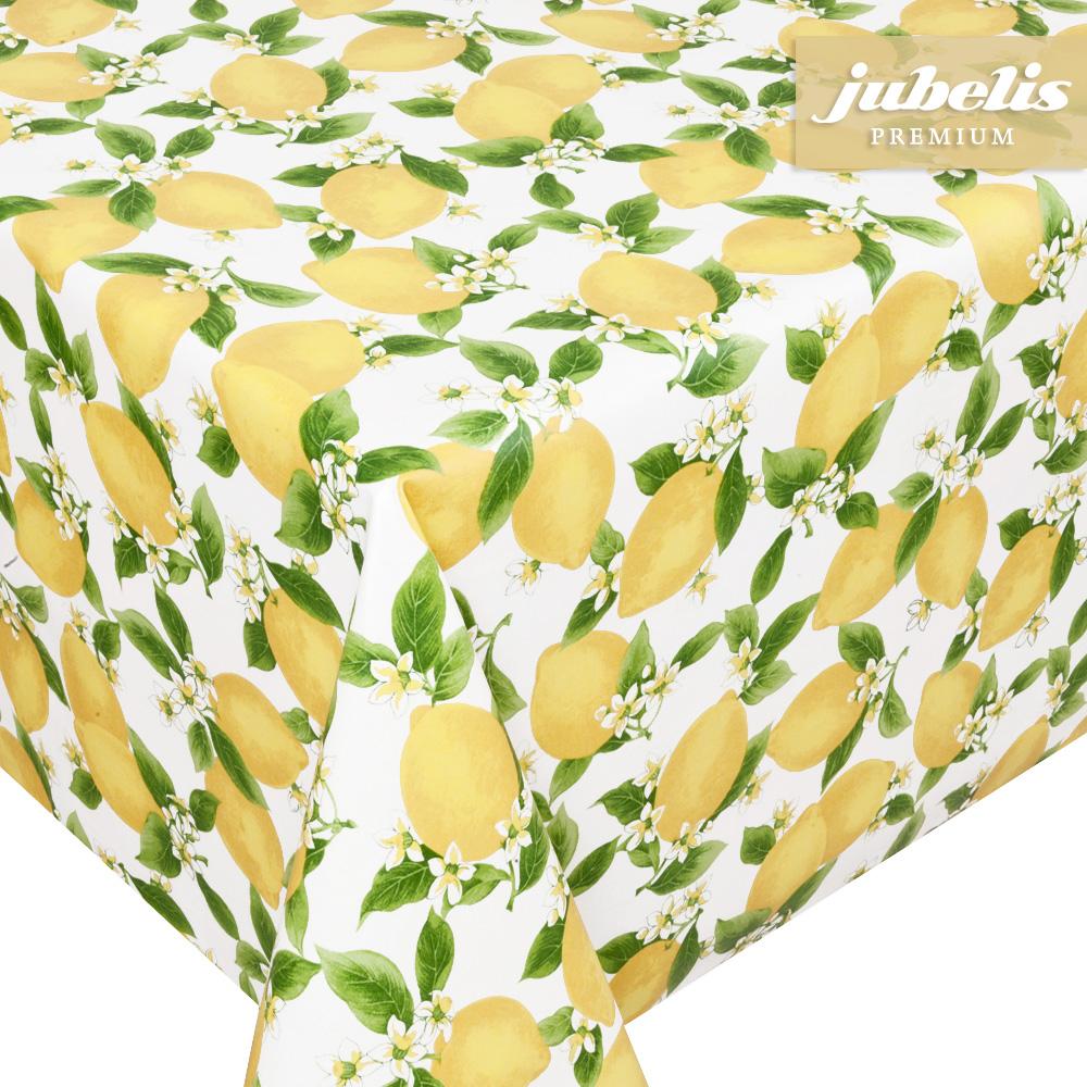 jubelis beschichtete baumwolle abwaschbar citrus iii. Black Bedroom Furniture Sets. Home Design Ideas