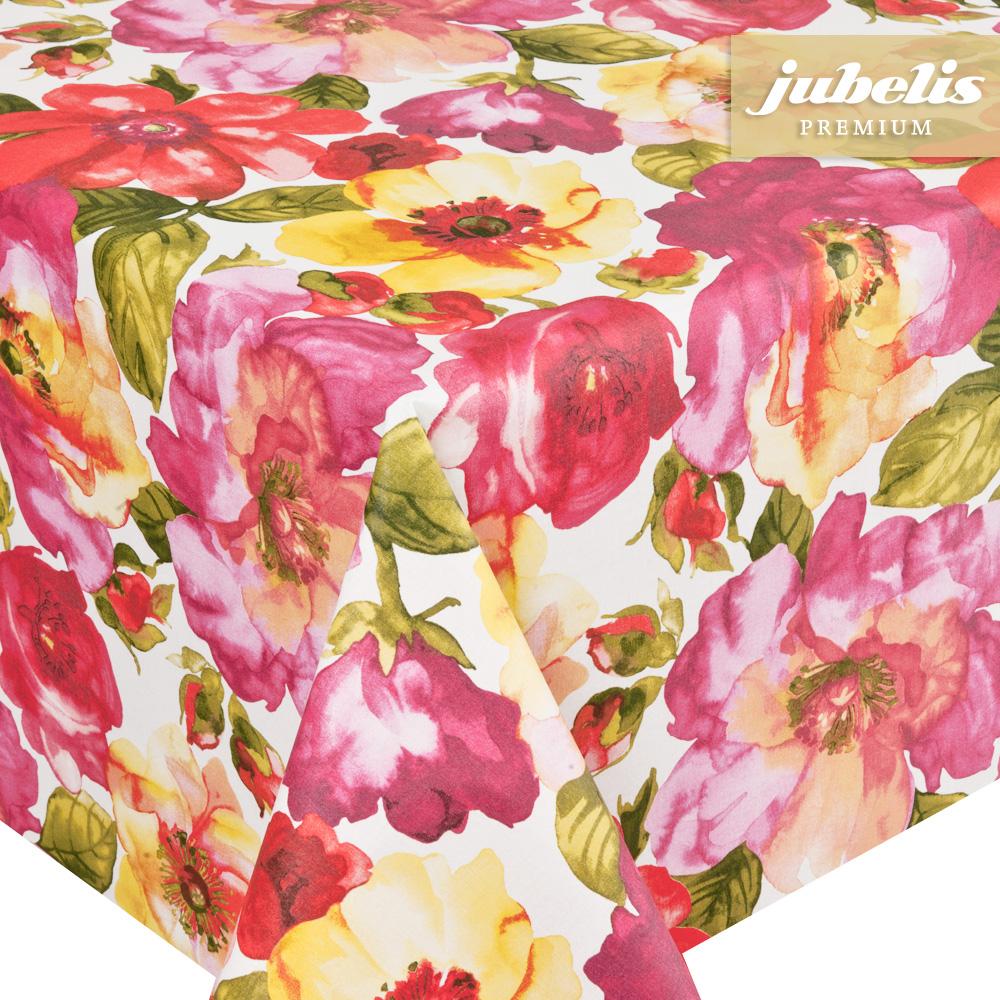 jubelis beschichtete baumwolle abwaschbar vera bunt iii. Black Bedroom Furniture Sets. Home Design Ideas