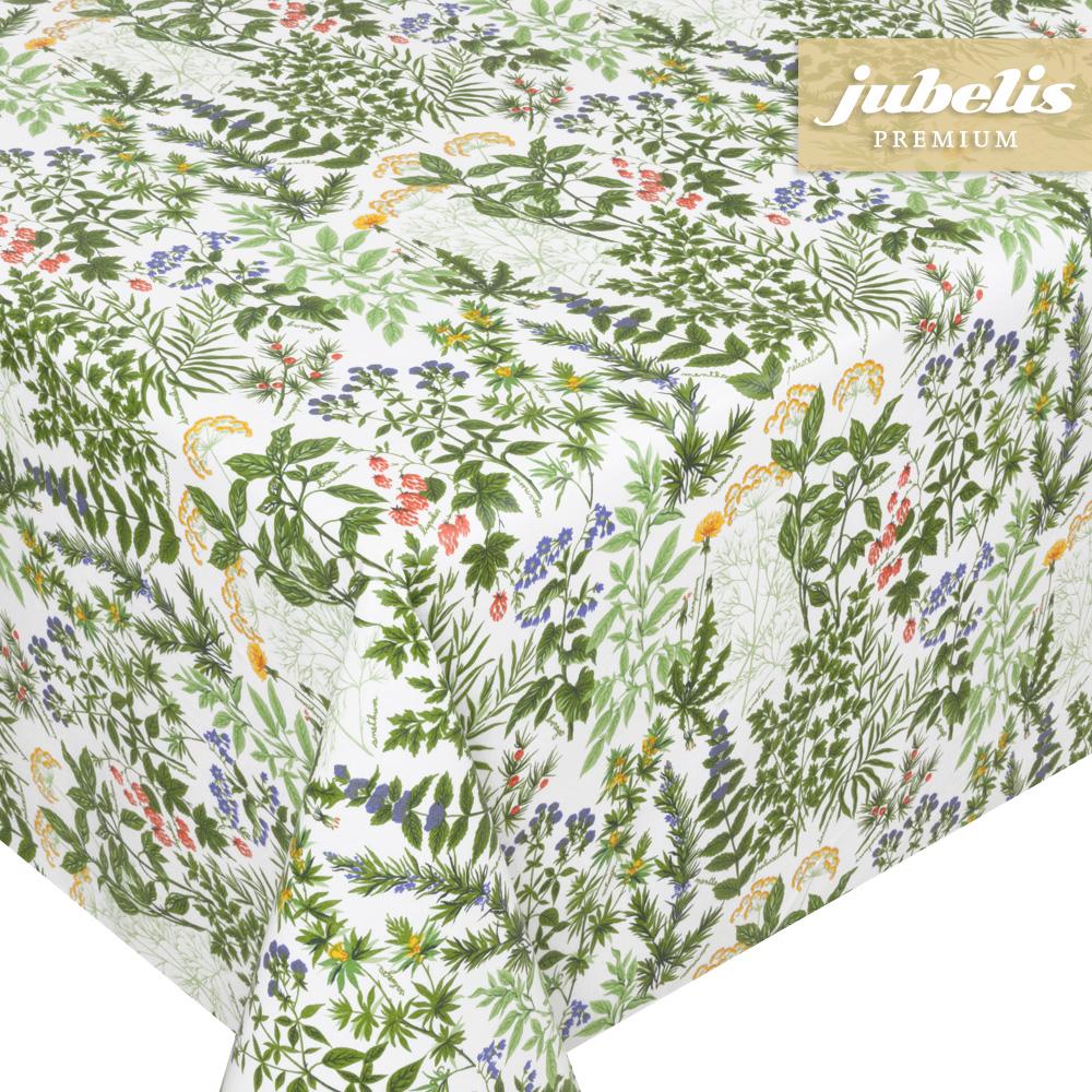 jubelis beschichtete baumwolle abwaschbar odori iii 160 cm x 140 cm bauerntisch. Black Bedroom Furniture Sets. Home Design Ideas
