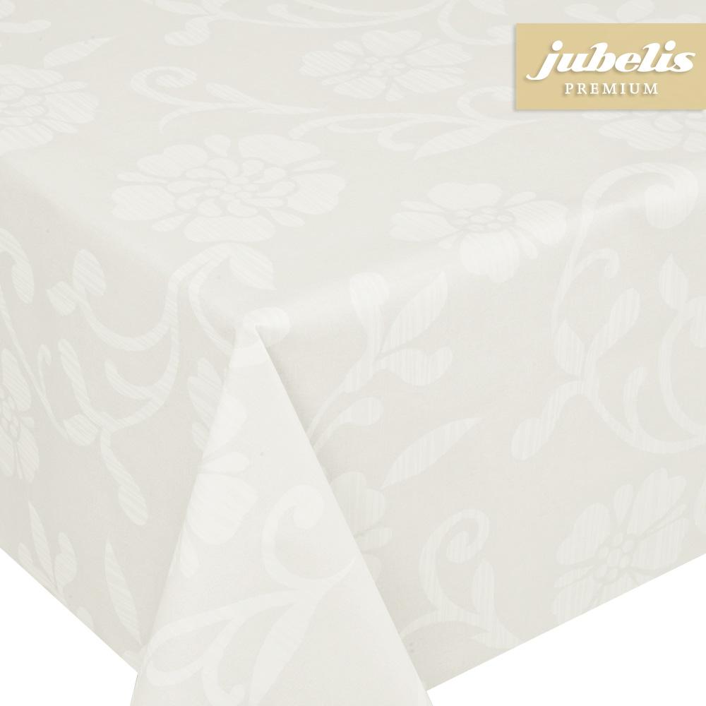 jubelis beschichtete baumwolle abwaschbar primavera iii 140 cm durchmesser rund. Black Bedroom Furniture Sets. Home Design Ideas