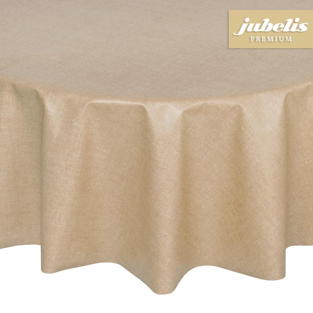 jubelis beschichtete baumwolle abwaschbar florin beige h. Black Bedroom Furniture Sets. Home Design Ideas