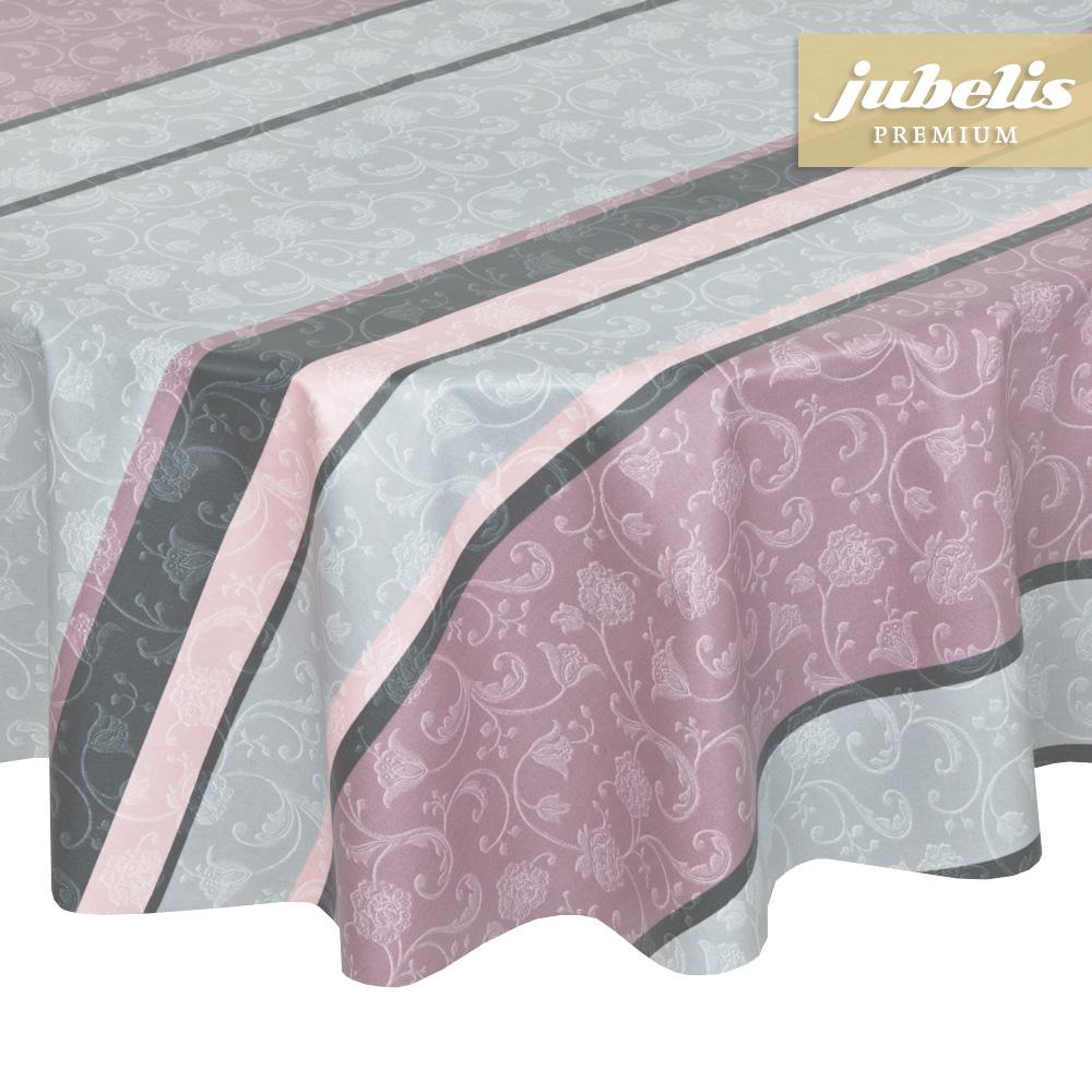 jubelis beschichtete baumwolle abwaschbar lisanne grau h. Black Bedroom Furniture Sets. Home Design Ideas