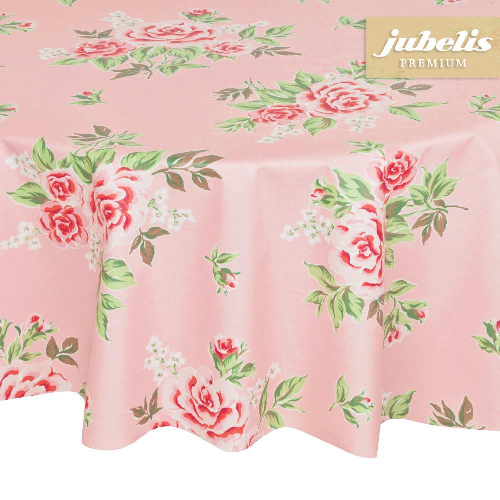 jubelis beschichtete baumwolle abwaschbar rosy rosa h. Black Bedroom Furniture Sets. Home Design Ideas
