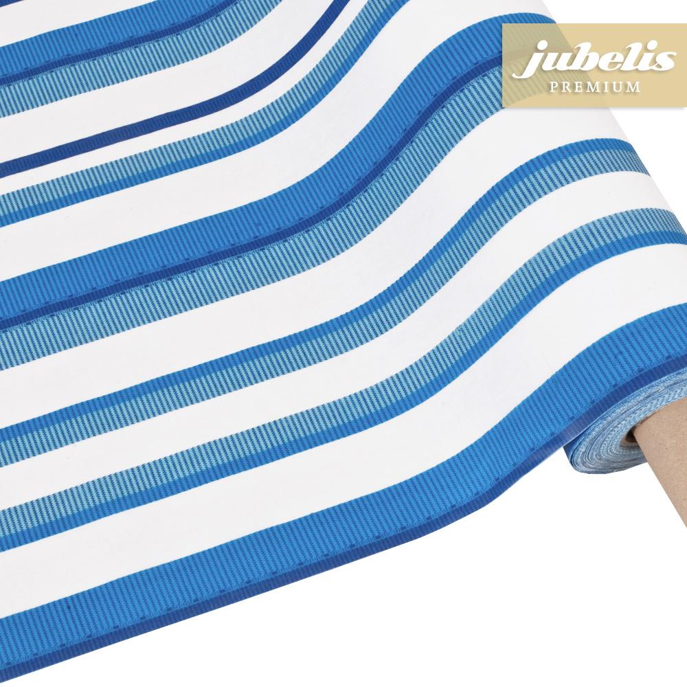 jubelis beschichtete baumwolle abwaschbar marina azurblau h. Black Bedroom Furniture Sets. Home Design Ideas