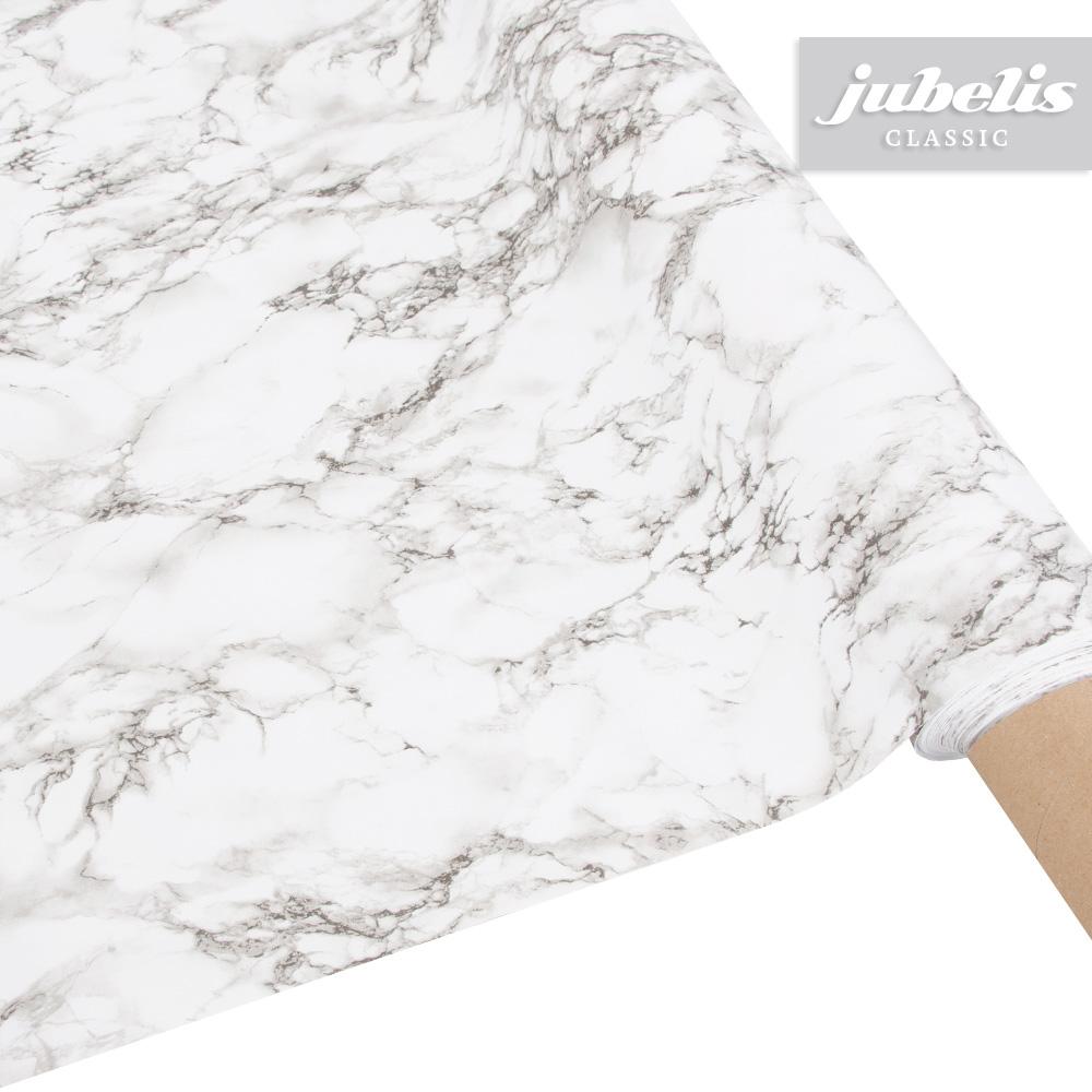 jubelis wachstuch marmor wei i. Black Bedroom Furniture Sets. Home Design Ideas
